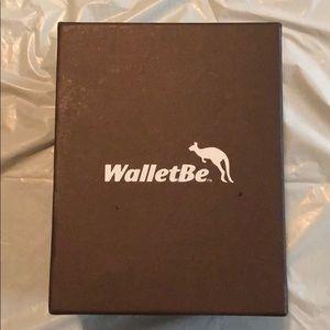 WalletBe brand new in box!